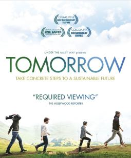Tomorrow movie poster photo