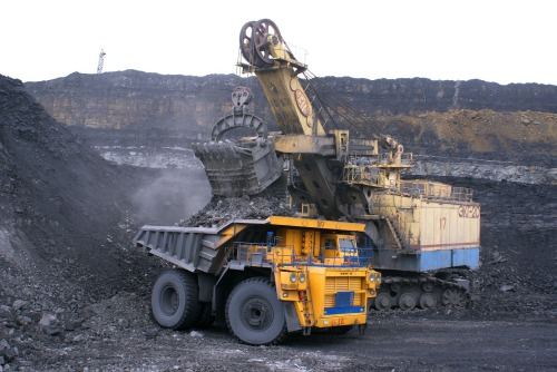 coal mining image